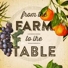 from farm to table main line art design from the farm to the table dallas drotz