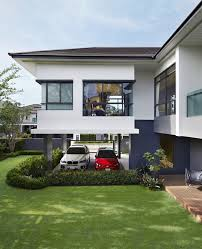 l shaped houses the l shape the shape of privacy new single house design from
