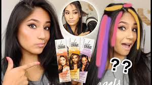 hair makeup does clairol color crave hair makeup work on hair