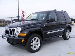 black 2005 jeep liberty 2007 black clearcoat jeep liberty limited 4x4 25415204 gtcarlot