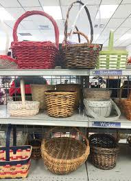 inexpensive easter baskets thrifty diy floral easter baskets design improvised
