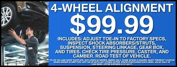 cain bmw used cars receive a 4 wheel alignment for only 99 99 when you present this