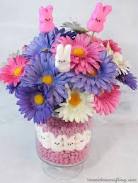 Easter Decorations Ideas To Make by Easter Centerpiece Two Sisters Crafting
