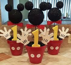 best 25 mickey mouse centerpiece ideas on mickey