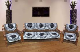 Home Decor Online Shopping Enchanting Cotton Sofa Covers Online India Also Decorating Home