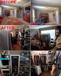 Turn A Small Spare Bedroom Into A Huge Walk In Closet Home - Turning a bedroom into a closet