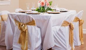mint chair sashes linen chair sashes