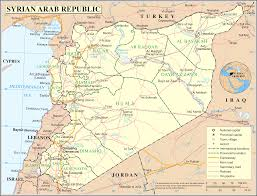 map of syria file un syria png wikimedia commons