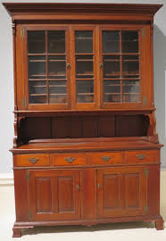 file wall cupboard attributed to christian shively jr c 1810