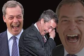 Laugh Meme - nigel farage laughing laughing tom cruise know your meme