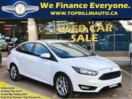 used ford focus toronto used 2015 ford focus for sale in vaughan toronto gta