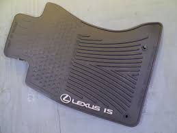 lexus all season floor mats used lexus floor mats u0026 carpets for sale