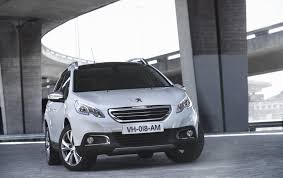 peugeot 2008 crossover peugeot at the 83rd geneva motor show automotive world
