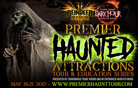 halloween attractions save the dates premier haunted attraction tour u0026 education series