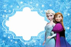 frozen free printable cards or party invitations is it for