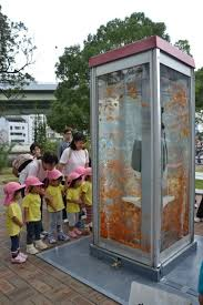 Phone Booth Bookcase Phone Booths Turned Into Goldfish Aquariums U2013 A Magician Worthy