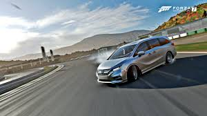1000hp minivan instead if that hp number is actually accurate 1000 hp hellcat swap honda odyssey rips on stock tune forza