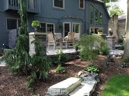 Best Landscaping Designs  Hardscape Ideas Images On Pinterest - Backyard hardscape design ideas