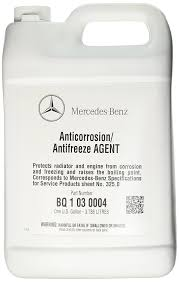 amazon com mercedes benz engine coolant antifreeze 1 gallon