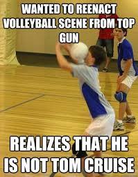 Volleyball Meme - volleyball meme google search volleyball pinterest