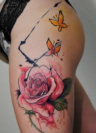 64 thigh designs and meanings tattoozza