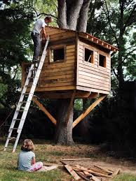 House Plan Images About Treehouses On Pinterest Simple Tree House