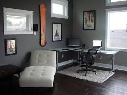 White Lounge Chair Design Ideas Office Striking Home Office Interior Design Ideas With Black