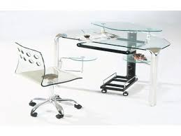 Glass Corner Computer Desks For Home Marvelous Glass Corner Computer Desk Ikea 27 On Home Design Ideas