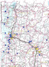 Map Of Vt North American Wayfarer Cruising Rally