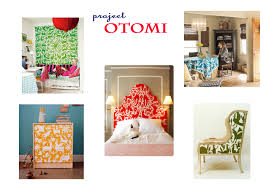 Mexican Otomi Fabric Textiles Allover Designer Pattern Stencil - Home decor textiles
