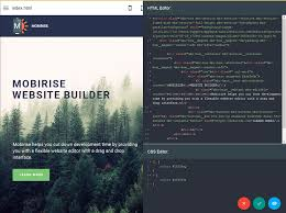 html online class how to create a website using html css code editor