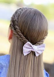 cute wedding hairstyles for kids cute hairstyle for little