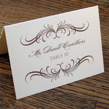 Wedding Invitations Glasgow Place Cards Glasgow Place Card Printing Glasgow Creative
