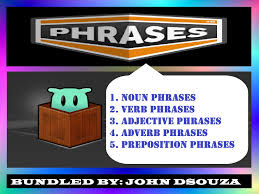 adjective phrases lesson and resources by john421969 teaching