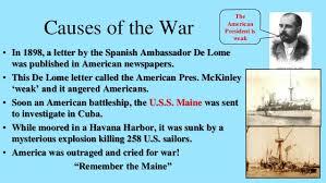 spanish american war yellow journalism