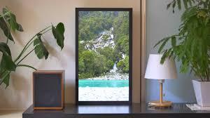 digital window atmoph smart window makers boot c