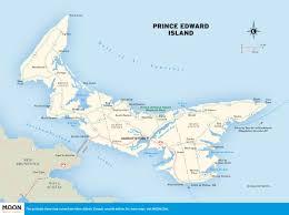 map of prince edward island my blog