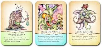 Card Game Design Crowdfunding Spotlight Card Board War Games