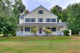 superb house plans with porches front and back 3 colonial homes