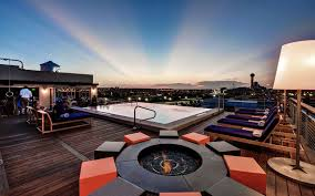 Top Ten Bars In Nyc America U0027s Coolest Rooftop Bars Travel Leisure