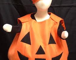 pumpkin costume pumpkin costume etsy