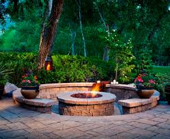 Summer Backyard Ideas 23 Ways For Chilling Out In Your Backyard This Summer Fireplace