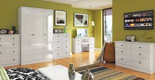 Ready Assembled Furniture Fully Assembled Readymade Furniture - Ready assembled white bedroom furniture