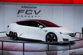 honda hydrogen car price honda fcv concept hydrogen fuel cell vehicle coming in 2016 live