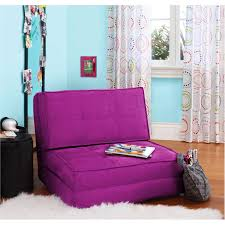 Big Joe Lumin Chair Sapphire by Your Zone Flip Chair Multiple Colors Walmart Com