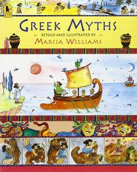 greek myths marcia williams 9780763653842 amazon com books