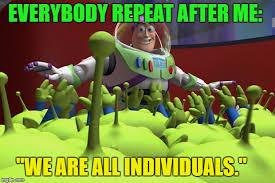 Buzz Lightyear Memes - buzz lightyear fearless leader imgflip