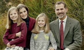 letizia king felipe vi and their daughters coordinate for