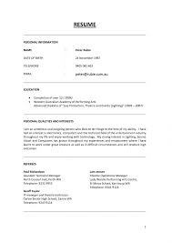 Resume Jobs Unix by Resume Job Unix How To Write A Resume In Letter Form