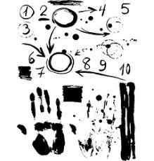 figures sale black sketch vintage poster vector image